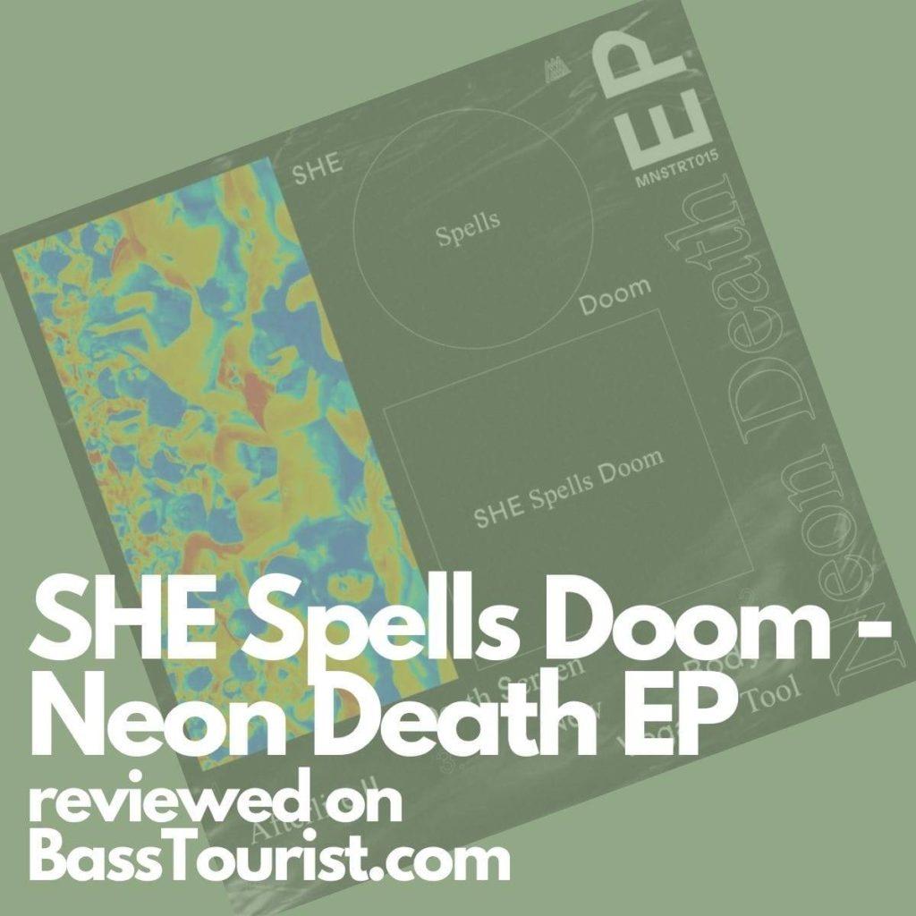 SHE Spells Doom - Neon Death EP