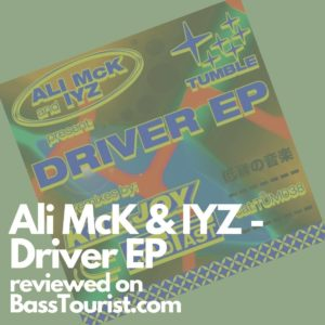 Ali McK & IYZ - Driver EP