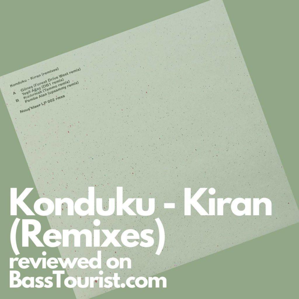 Konduku - Kiran (Remixes)