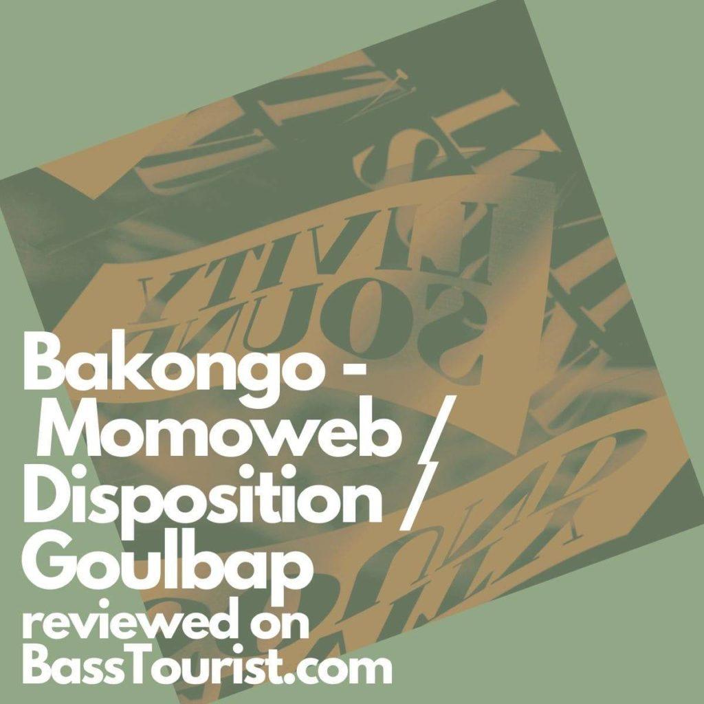 Bakongo - Momoweb / Disposition / Goulbap