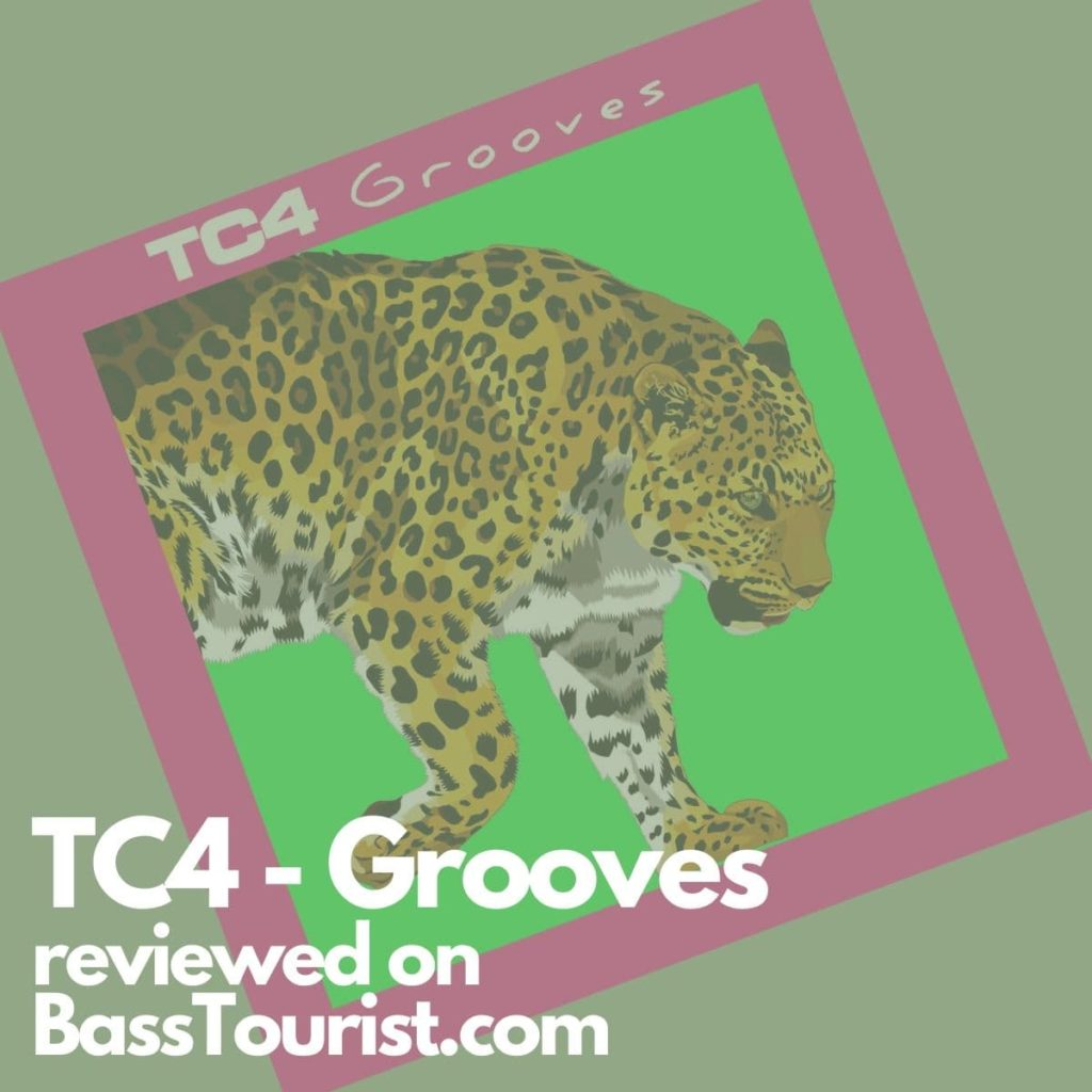 TC4 - Grooves