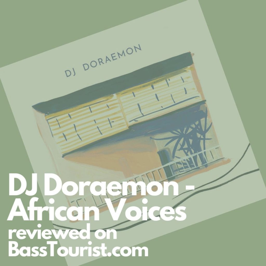DJ Doraemon - African Voices