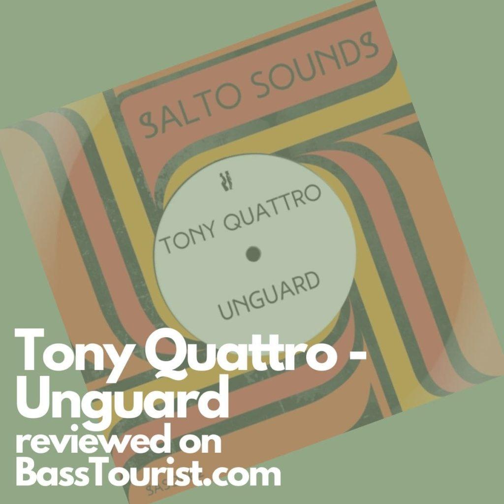 Tony Quattro - Unguard