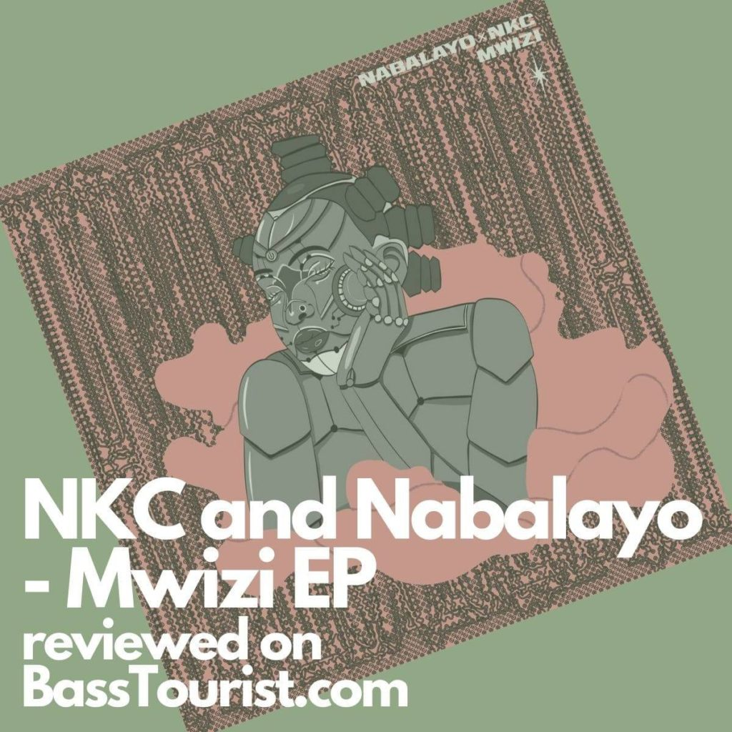 NKC and Nabalayo - Mwizi EP