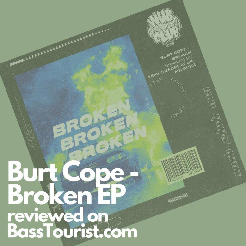 Burt Cope - Broken EP